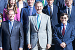 King Felipe IV of Spain in audience with governing board of Foretica . September 24, 2019.. (ALTERPHOTOS/ Francis Gonzalez)