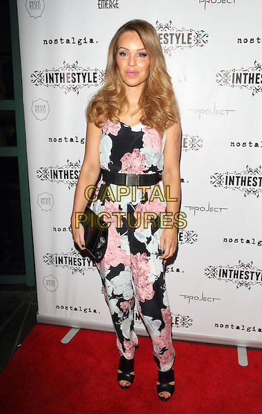 LONDON, ENGLAND - SEPTEMBER 04: Katie Piper at the In The Style Party at Project Club, Wells Street, in London, on September 4, 2014 in London, England<br /> CAP/ROS<br /> &copy;Steve Ross/Capital Pictures