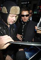 NEW YORK, NY - NOVEMBER 14: Jeremy Renner seen at NBC's Today Show studios in New York City. November 14, 2012. Credit: RW/MediaPunch Inc. /NortePhoto