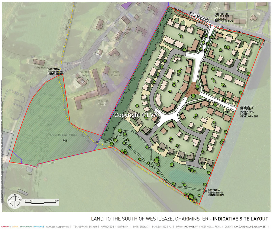 BNPS.co.uk (01202 558833)<br /> Pic: LVA<br /> <br /> The proposed plans submitted to West Dorset district council.<br /> <br /> Downton Abbey writer Lord Julian Fellowes has joined the madding crowd and spoken out against plans to build a housing estate next to a country manor that inspired author Thomas Hardy.<br /> <br /> Lord Fellowes, who is president of the Hardy Society, has written to planners to object to the proposed 120 home development that will be just 200 yards from Wolfeton House near Dorchester, Dorset.<br /> <br /> The historic house once belonged to the Trenchard family whose name provided inspiration for the flawed character Michael Henchard in Hardy's Mayor of Casterbridge novel.<br /> <br /> Lord Fellowes said he could not 'stay silent' any longer when Hardy's heritage 'is under threat'. He added the development would 'destroy a major element in Hardy's story'.