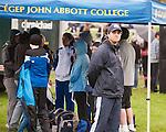 John Abbott College Cross Country Meet in Laval QC