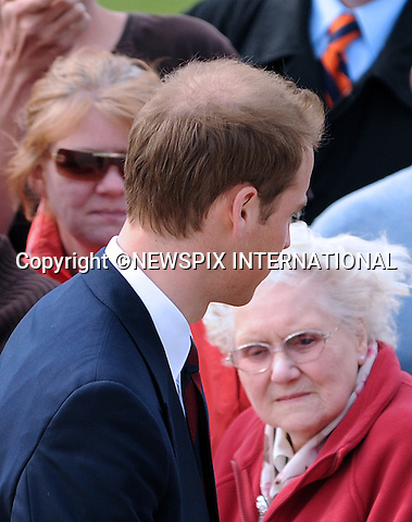 """PRINCE WILLIAM _HEIR LOSS.Despite carefully grooming his hair to cover his bald patch, Prince William's pre-mature loss of hair is quite evident..The Prince was visiting the National Memorial Arboretum, Alrewas..Mandatory Photo Credit: ©Dias/NEWSPIX INTERNATIONAL..Please telephone for usage: +441279 324672.Mandatory credit photo:NEWSPIX INTERNATIONAL(Failure to credit will incur a surcharge of 100% of reproduction fees).Immediate notification of usage required..*MAY BE RETAINED FOR FUTURE USE*..**ALL FEES PAYABLE TO: """"NEWSPIX INTERNATIONAL""""**..Newspix International, 31 Chinnery Hill, Bishop's Stortford, ENGLAND CM23 3PS.Tel:+441279 324672.Fax: +441279656877.Mobile:  07775681153.e-mail: info@newspixinternational.co.uk"""