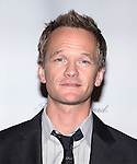 Neil Patrick Harris attending the Roundabout Theatre Company's One Night Only Benefit Cast Party for 'Assassins' at Studio 54 in New York City. December 3, 2012.