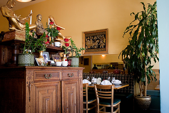 Lemongrass Restaurant, San Francisco, California