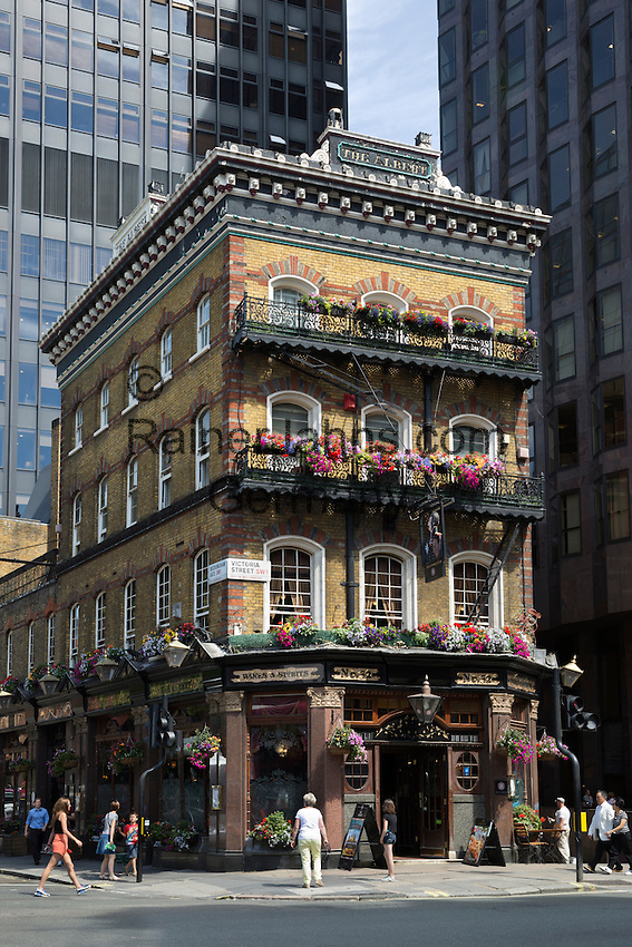 United Kingdom, England, London: The Albert pub, Victoria Street, Westminster | Grossbritannien, England, London: The Albert pub, Victoria Street, Westminster