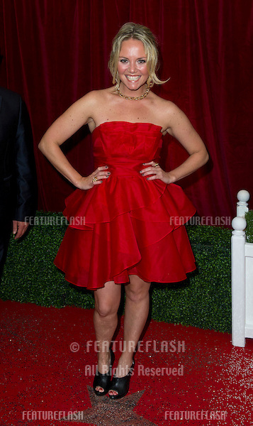 Charlie Brooks arriving for the 2012 British Soap Awards , LWT Southbank, London..28/04/2012 Picture by: Simon Burchell / Featureflash