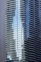 Aqua Tower At Lakeshore East Chicago Illinois USA By Jonathan Green
