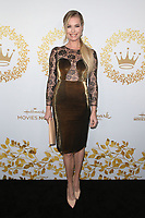 PASADENA, CA - FEBRUARY 9: Rebecca Romijn at the   Hallmark Channel and Hallmark Movies & Mysteries Winter 2019 TCA at Tournament House in Pasadena, California on February 9, 2019.     <br /> CAP/MPI/SAD<br /> ©SAD/MPI/Capital Pictures