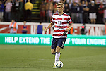11 September 2012: Brek Shea (USA). The United States Men's National Team played the Jamaica Men's National Team at Columbus Crew Stadium in Columbus, Ohio in a CONCACAF Third Round World Cup Qualifying match for the FIFA 2014 Brazil World Cup. The U.S. won the game 1-0.
