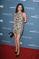 Karen Olivo at Fox's 'House' series finale wrap party at Cicada on April 20, 2012 in Los Angeles, California. © mpi21/MediaPunch Inc.