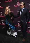 """Sarah Jessica Parker and Matthew Broderick attends Opening Night performance of """"The Inheritance"""" at the Barrymore Theatre on November 17, 2019 in New York City."""