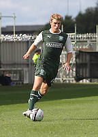 David Wotherspoon in the St Mirren v Hibernian Clydesdale Bank Scottish Premier League match played at St Mirren Park, Paisley on 18.8.12.