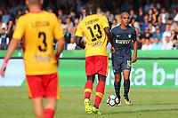 Joao Mario Inter<br /> Benevento 01-10-2017  Stadio Ciro Vigorito<br /> Football Campionato Serie A 2017/2018. <br /> Benevento - Inter<br /> Foto Cesare Purini / Insidefoto