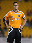 31 March 2007: Houston's Wade Barrett. Major League Soccer's Houston Dynamo defeated the New York Red Bulls 2-1 in a preseason game at Blackbaud Stadium on Daniel Island in Charleston, SC, as part of the Carolina Challenge Cup.