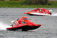 Hayden Jacobson, (#24) and Mark Schmerbach, (#6)  (SST-45 class)