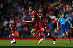 Liverpool's Joel Matip in action during the premier league match at Anfield Stadium, Liverpool. Picture date 27th August 2017. Picture credit should read: Paul Thomas/Sportimage