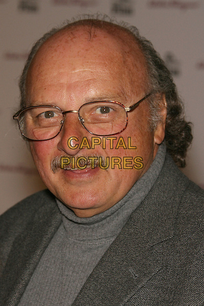 "DENNIS FRANZ .SBIFF Opening Night - ""Factory Girl"" Premiere held at Arlington Theatre, Santa Barbara, California, USA..January 25th, 2007.headshot portrait mustache facial hair glasses .CAP/ADM/ZL.©Zach Lipp/AdMedia/Capital Pictures"