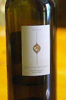 2004 Les Cocalieres. Domaine d'Aupilhac. Montpeyroux. Languedoc. France. Europe. Bottle.
