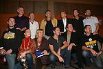 So Long Springfield Event - Guiding Light actors - Kim Zimmer, Gina Tognoni along with GL director Adam Reist and the rest of the GL castmembers Robert Newman, Bradley Cole, Jordan Clarke, Frank Dicopoulos, Jeff Branson, Daniel Cosgrove, Tom Pelphrey, Grant Aleksander, Ron Raines come to see fans at the Hyatt Regency in Pittsburgh, PA. during the weekend of October 24 and 25, 2009. (Photo by Sue Coflin/Max Photos)
