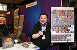 """Justin """"Squigs"""" Robertson During the BroadwayCON 2020 First Look at the New York Hilton Midtown Hotel on January 24, 2020 in New York City."""