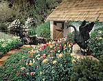 Philadelphia Flower Show 1994, Pickering Pond by Mansmann/Liskey Landscape Contractors