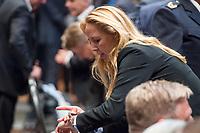 Amtseinfuehrung der neuen Berliner Polizeipraesidentin Dr. Barbara Slowik (im Bild) am Mittwoch den 13.Juni 2018 durch Innensenator Andreas Geisel.<br /> 13.6.2018, Berlin<br /> Copyright: Christian-Ditsch.de<br /> [Inhaltsveraendernde Manipulation des Fotos nur nach ausdruecklicher Genehmigung des Fotografen. Vereinbarungen ueber Abtretung von Persoenlichkeitsrechten/Model Release der abgebildeten Person/Personen liegen nicht vor. NO MODEL RELEASE! Nur fuer Redaktionelle Zwecke. Don't publish without copyright Christian-Ditsch.de, Veroeffentlichung nur mit Fotografennennung, sowie gegen Honorar, MwSt. und Beleg. Konto: I N G - D i B a, IBAN DE58500105175400192269, BIC INGDDEFFXXX, Kontakt: post@christian-ditsch.de<br /> Bei der Bearbeitung der Dateiinformationen darf die Urheberkennzeichnung in den EXIF- und  IPTC-Daten nicht entfernt werden, diese sind in digitalen Medien nach &sect;95c UrhG rechtlich geschuetzt. Der Urhebervermerk wird gemaess &sect;13 UrhG verlangt.]