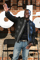 "Kevin Hart and Josh Gad attends the ""The Wedding Ringer"" Presentation at Matadero, Madrid,  Spain. February 05, 2015.(ALTERPHOTOS/)Carlos Dafonte) /NORTEphoto.com"