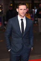 Jamie Bell<br /> arriving for the London Film Festival 2017 screening of &quot;Film Stars Don't Die in Liverpool&quot; at Odeon Leicester Square, London<br /> <br /> <br /> &copy;Ash Knotek  D3331  11/10/2017