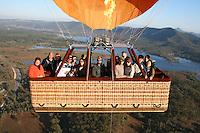 20131006 October 06 Hot Air Balloon Gold Coast