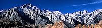 Eastern Sierra Mountains, California