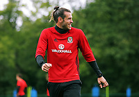 2017 08 29 Wales football training at the Vale Resort, Wales, UK
