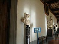 Galleria Uffizi, Florence.