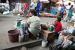 Vendors, Gyee Zai Market