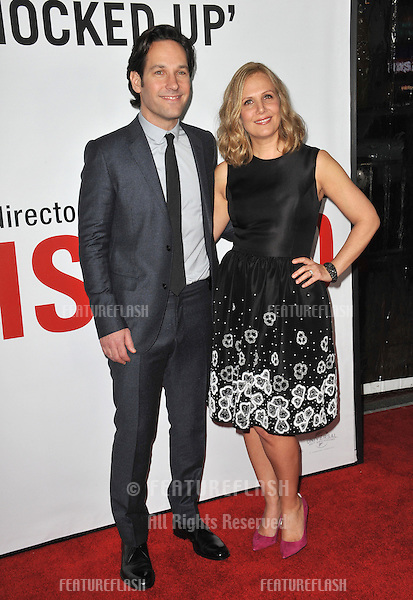 "Paul Rudd & wife Julie Yaeger at the world premiere of his movie ""This Is 40"" at Grauman's Chinese Theatre, Hollywood..December 12, 2012  Los Angeles, CA.Picture: Paul Smith / Featureflash"