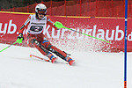 10.03.2018, Ofterschwanger Horn, Ofterschwang, GER, Slalom Weltcup in Ofterschwang, im Bild Nina Haver-Loeseth (NOR, #2)<br /> <br /> Foto &copy; nordphoto / Hafner