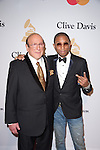 Clive Davis and Pharrell Williams attends the 2015 Pre-GRAMMY Gala & GRAMMY Salute to Industry Icons with Clive Davis at the Beverly Hilton  in Beverly Hills, California on February 07,2015                                                                               © 2015 Hollywood Press Agency