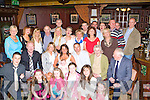 Georgina Dempsey and Mick O'Brien Killarney celebrated the christening of their baby Mia with their family and friends in the Killarney Avenue Hotel on Saturday
