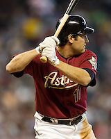 Berkman, Lance 6142.jpg Philadelphia Phillies at Houston Astros. Major League Baseball. September 7th, 2009 at Minute Maid Park in Houston, Texas. Photo by Andrew Woolley.