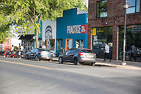 East Austin is experiencing exploding growth and is home to the city's Shopping Sixth Street District, popular and hippest bar scene, clubs, music venues, and shopping destinations.