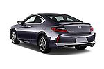 Car pictures of rear three quarter view of 2016 Honda Accord LX-S 2 Door Coupe Angular Rear