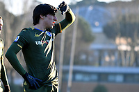 Sandro Tonali of Brescia Calcio <br /> Roma 30/12/2019 Stadio Giulio Onesti <br /> Football  Friendly match <br /> Trastevere Calcio - Brescia FC <br /> Photo Andrea Staccioli / Insidefoto