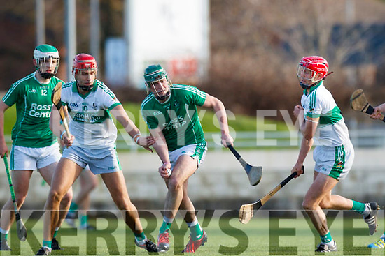 Ballyduffs  Eoin Ross in action, against Kanturk in the Munster IHC semi final in Austion Stack Park on Sunday last.