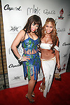 "Pop Opera Singer Charisse Mills and Model Daphne Joy Attends Tyrese Gibson's ""OPEN INVITATION"" ALBUM RELEASE PARTY Held at JULIET's Supper Club, NY   10/31/11"