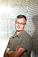 Ed Bice pictures: executive portrait photography of Ed Bice of Meedan, by San Francisco corporate photographer Eric Millette