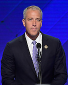 United states Representative Sean Patrick Maloney (Democrat of New York) makes remarks during the fourth session of the 2016 Democratic National Convention at the Wells Fargo Center in Philadelphia, Pennsylvania on Thursday, July 28, 2016.<br /> Credit: Ron Sachs / CNP<br /> (RESTRICTION: NO New York or New Jersey Newspapers or newspapers within a 75 mile radius of New York City)
