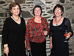 Agnes Casey, Theresa Webster and Olive Noonan pictured at the Tiny Hearts fundraising group gala dinner at Darver Castle. Photo: www.colinbellphotos.com