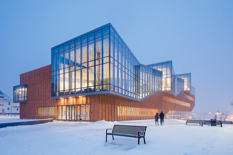 Kent State University School of Architecture   Weiss/Manfredi