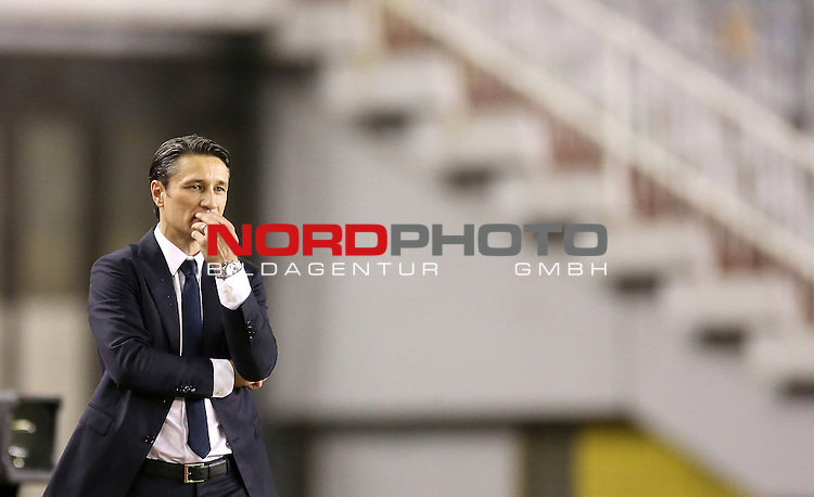 12.06.2015., Croatia, stadium Poljud, Split - Qualifying match for the European Championship to be held in 2016 in France, Group H, Round 6, Croatia - Italy.Niko Kovac<br />  <br /> Foto &copy;  nph / PIXSELL / Igor Kralj;