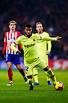 Rafael Alcantara of FC Barcelona in action during the La Liga 2018-19 match between Atletico Madrid and FC Barcelona at Wanda Metropolitano on November 24 2018 in Madrid, Spain. Photo by Diego Souto / Power Sport Images
