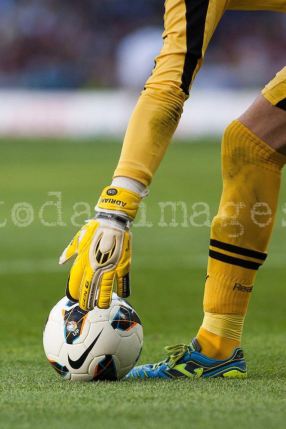 Adrian, Betis goalkeeper